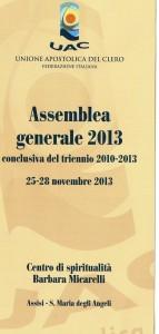 LOGO ASSEMBLEA GENERALE UAC 2013 - logo