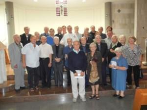 I partecipanti al Cenacolo di Bari