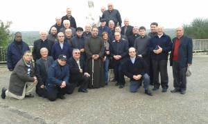 Partecipanti Esercizi Spirituali a Cassano Murge dal 10 al 14 novembre 2014