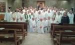 Partecipanti al Convegno nazionale UAC con S. E. Mons. Solmi