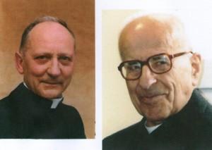 don Augusto Bergamini e don Mario Rocchi