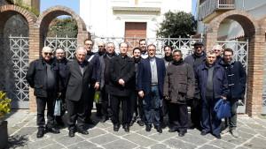 I partecipanti all'incontro UAC di Cerignola