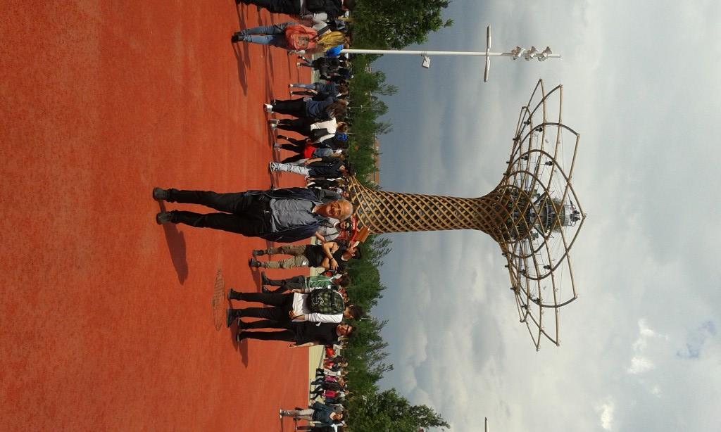 15_05_2015: don Albino Sanna visita l'Expo 2015