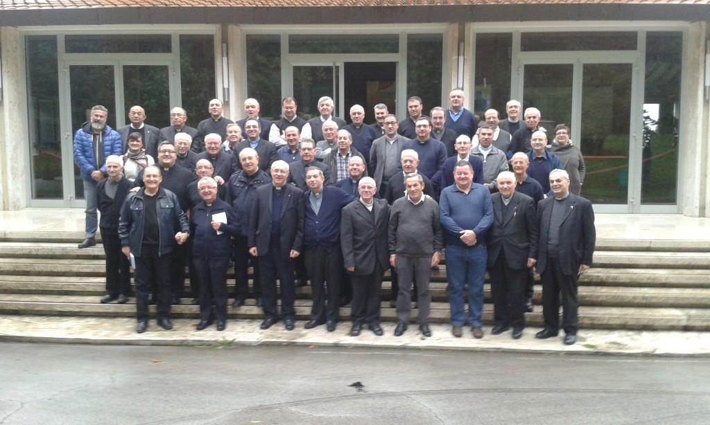 I partecipanti al Convegno nazionale