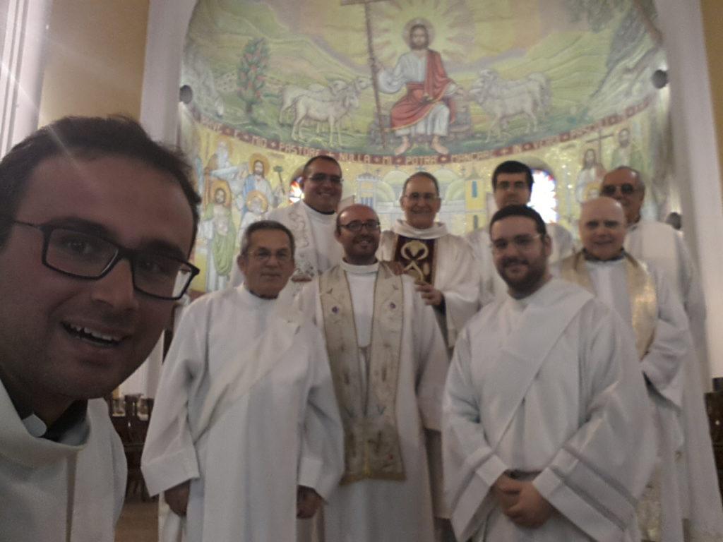 I partecipanti al Cenacolo regionale in Sardegna