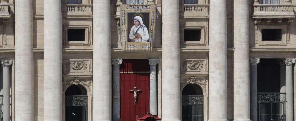 Madre Teresa proclamata Santa - 4 settembre 2016