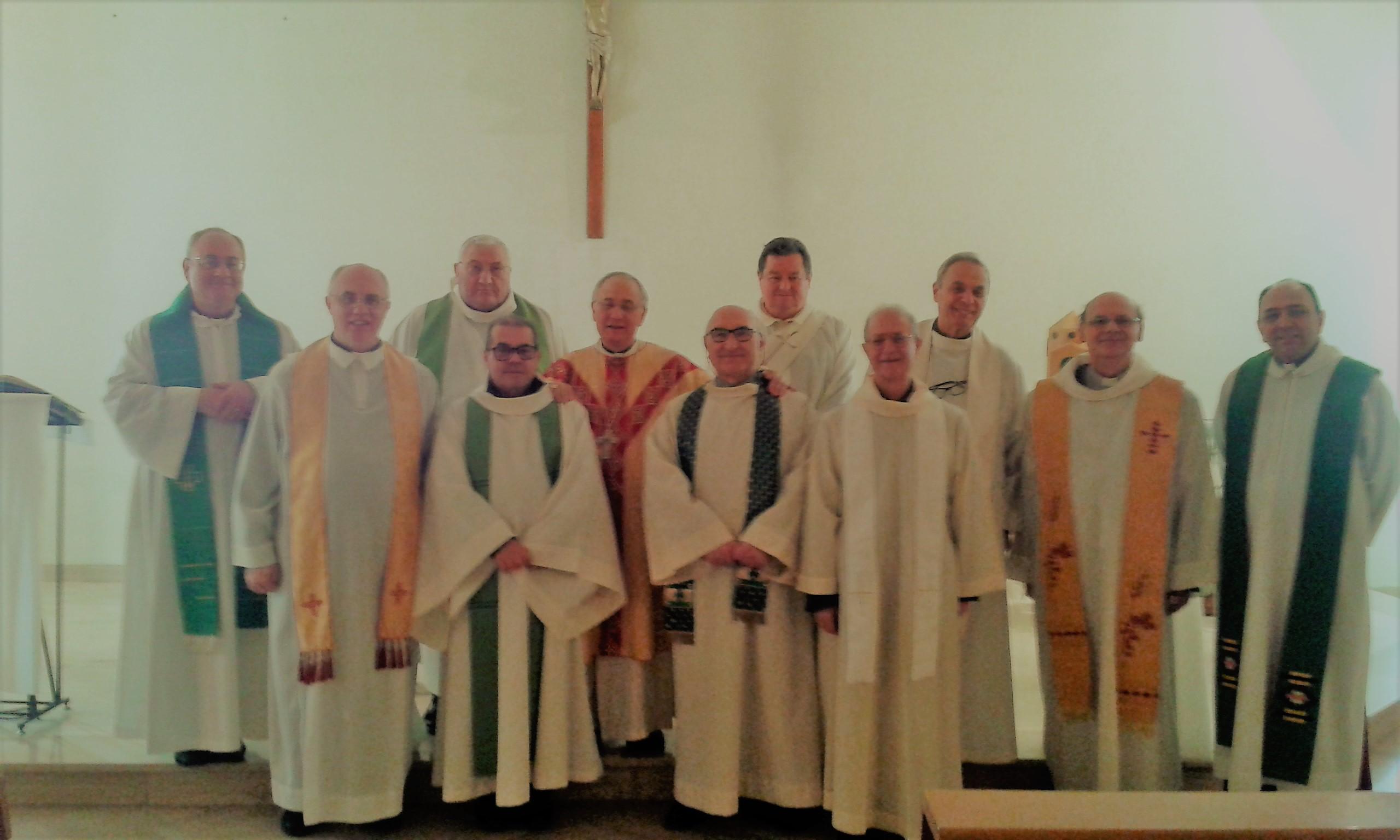 I partecipanti al Consiglio nazionale UAC ad Andria